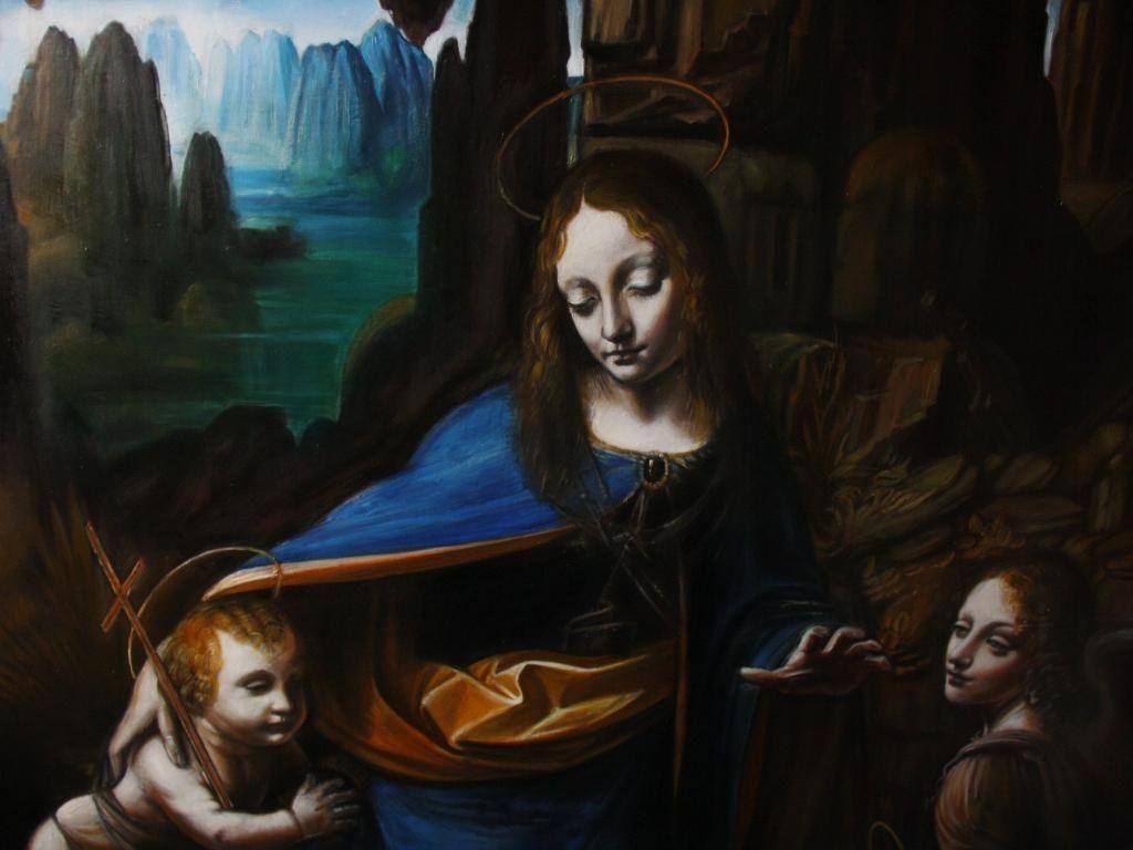 Da Vinci kopie