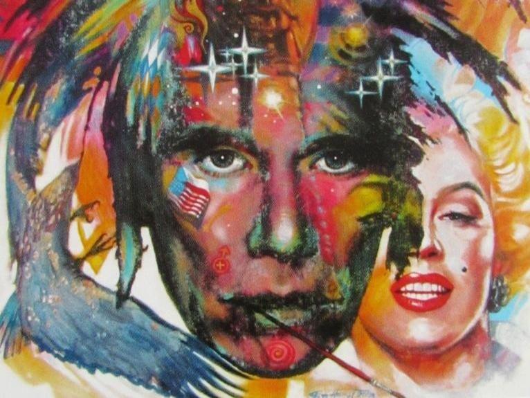 Andy Warhol Petr Hampl