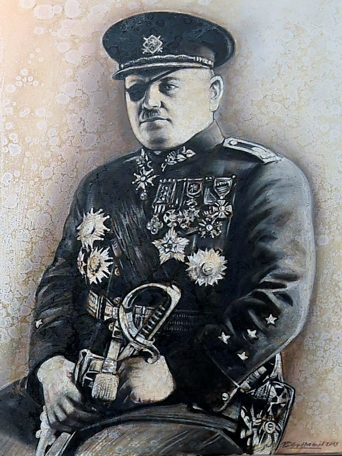 General Syrovy Hampl