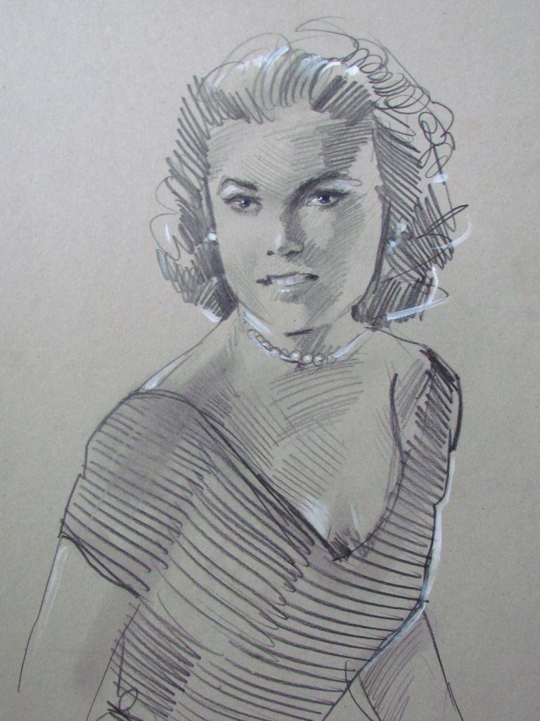 Kvas portret Hampl