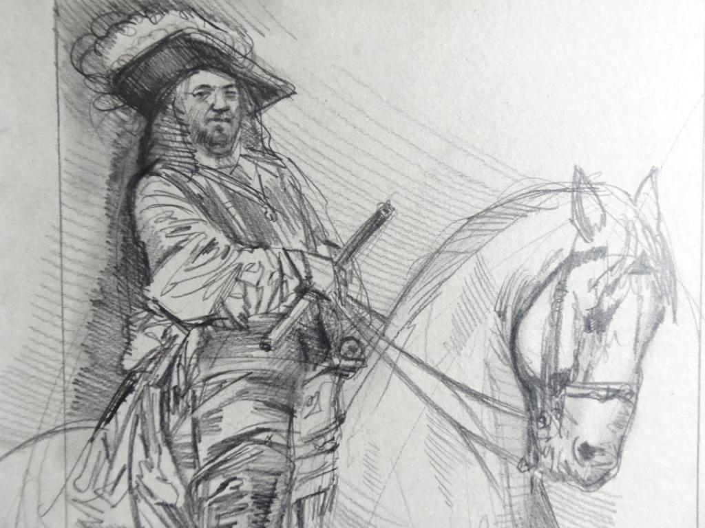 Petr Hampl portret